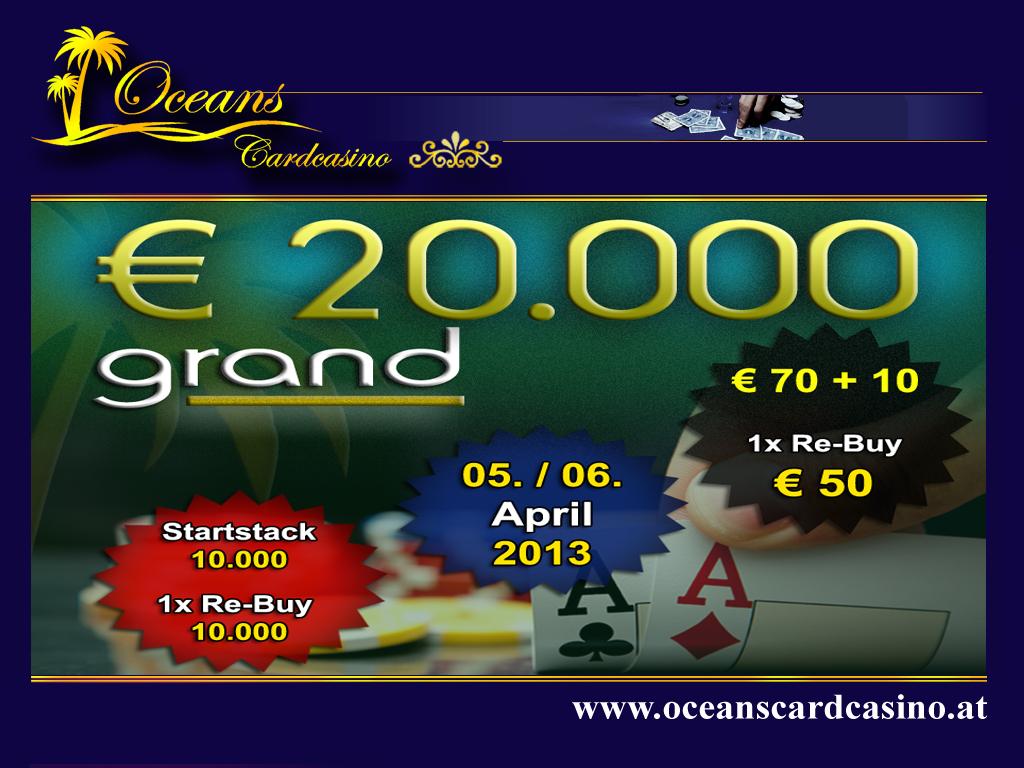 ocean card casino haibach