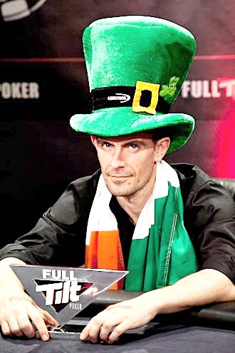 Gus Hansen Irish