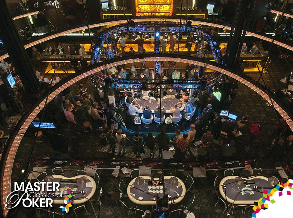 Noah Boeken Spielt Um Den Sieg Bei Den Master Classics Of Poker