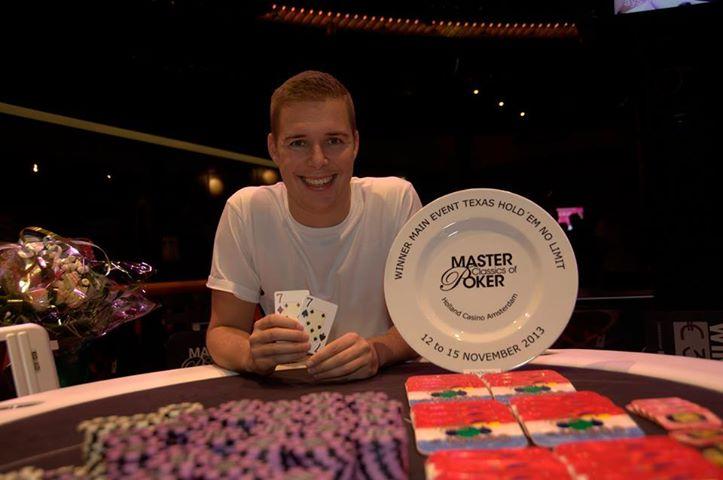 Noah Boeken Gewinnt Das Main Event Der Master Classics Of Poker