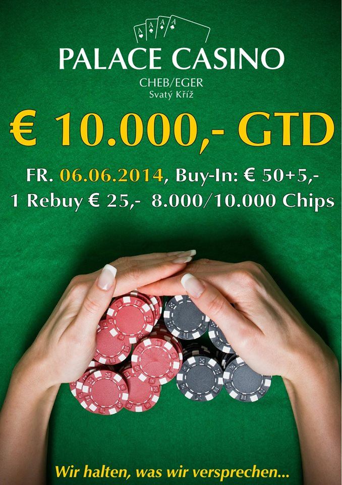 Palace Casino Cheb Erfahrungen