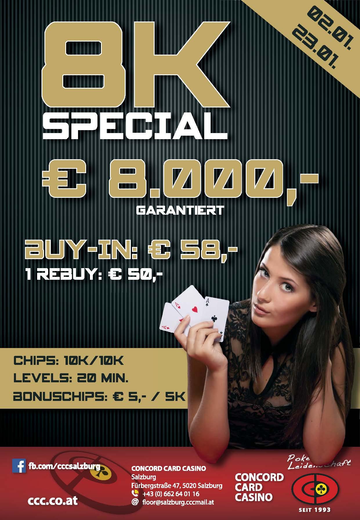 Ccc Casino Salzburg