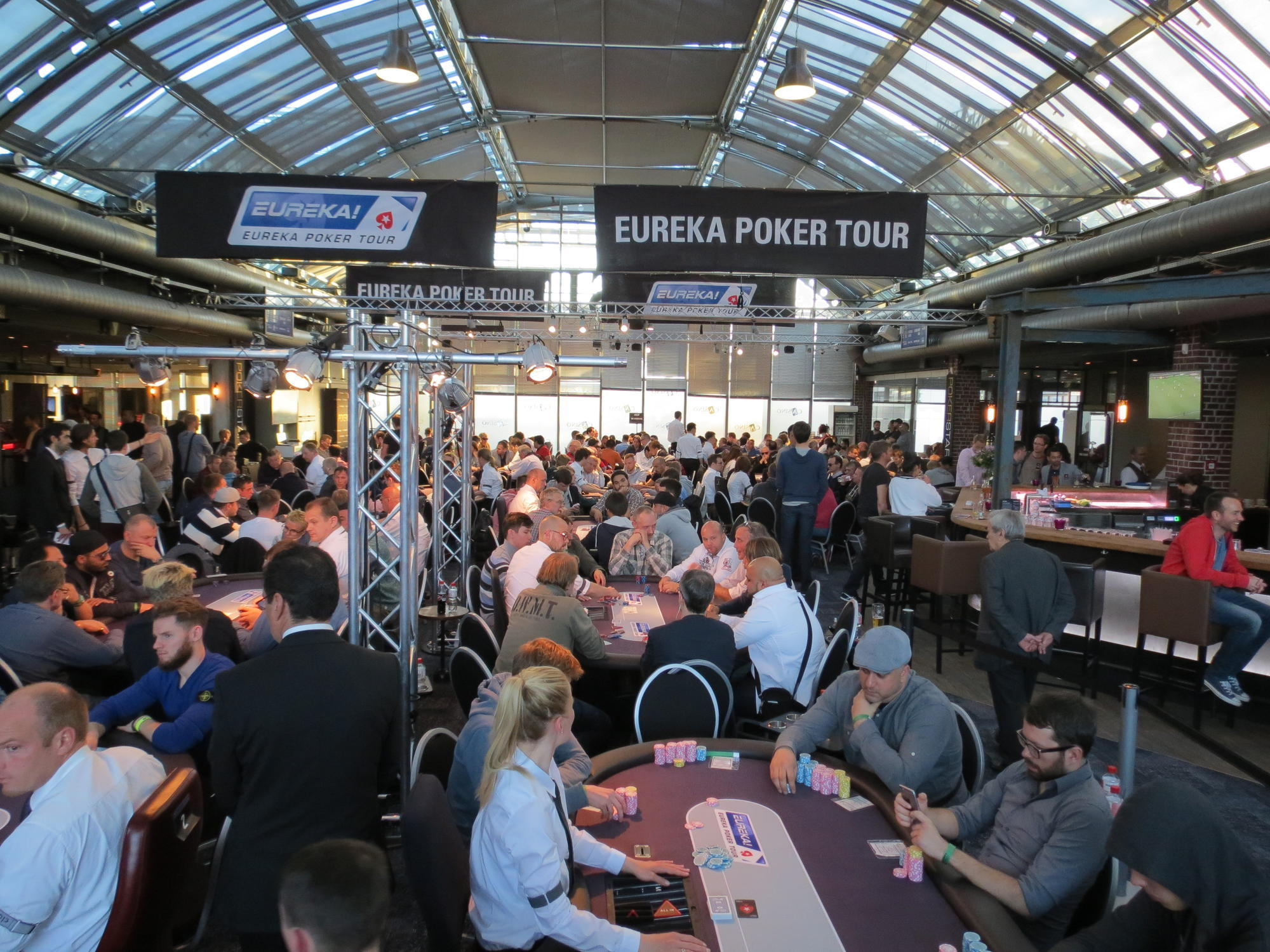 hamburg poker