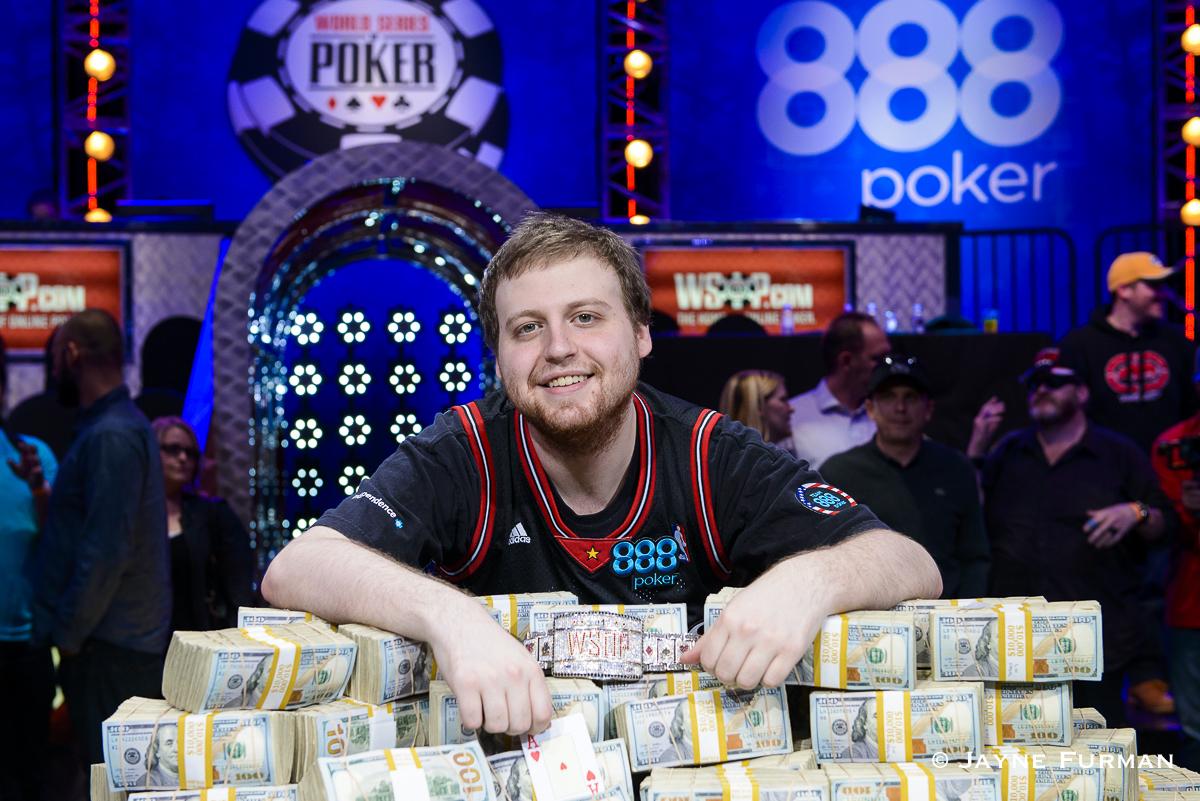 wsop 2015 888poker pro joe mckeehen triumphiert pokerfirma