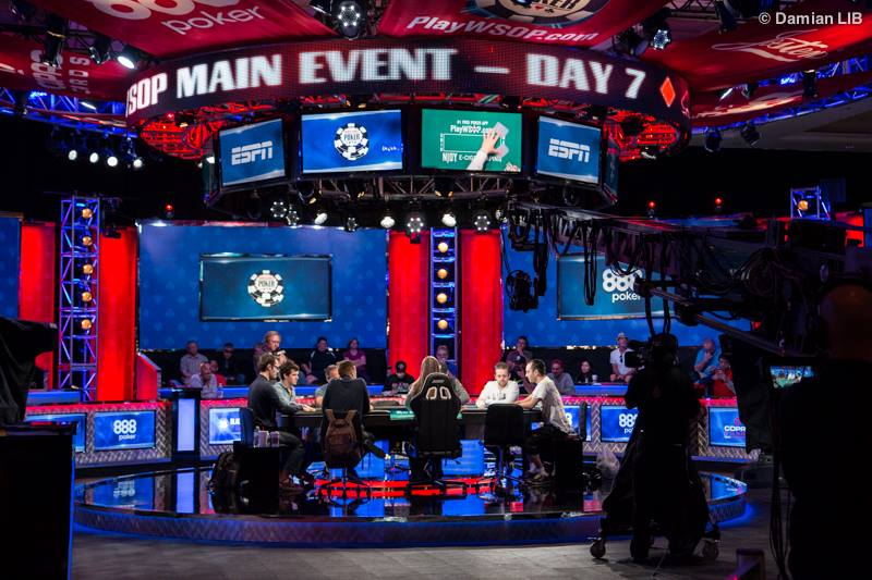 World series of poker 2018 main event dates