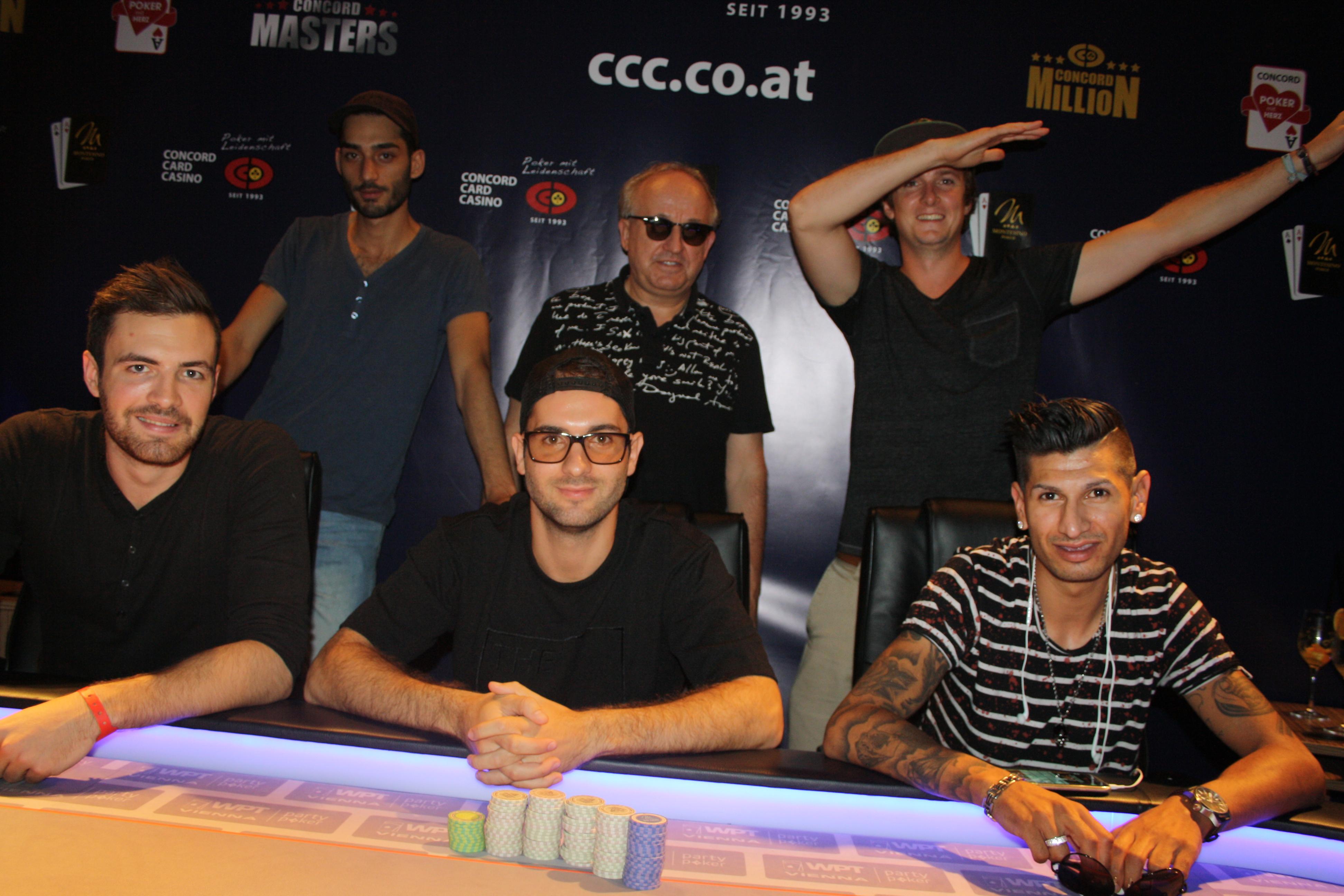 chipverteilung poker 6 spieler