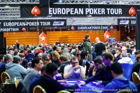 Eureka Poker Tour verabschiedet sich mit Teilnehmerrekord beim Main Event