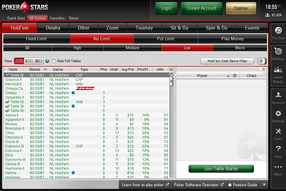 Pokerstars Probleme