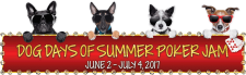 Poker abseits der WSOP: Dog Days of Summer Poker Jam im Binion's