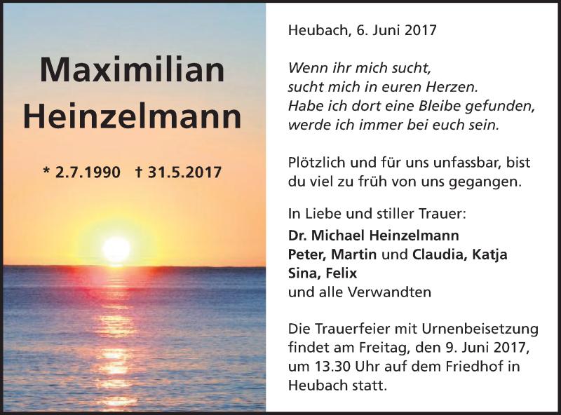 Max Heinzelmann – Ruhe in Frieden!