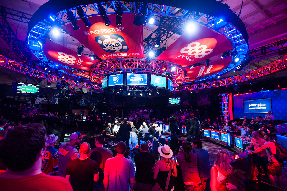 Poker wsop 2018 final table