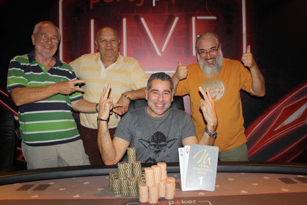 Antonio Karman gewinnt das 30k One Day Special im Montesino