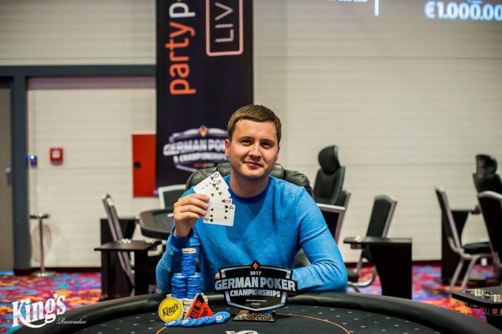 Partypoker GPC: Siege für Anatoly Filatov beim High Roller und Kaspars Klezys beim PLO
