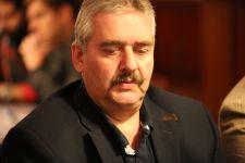 Wolfgang Simperl führt am Final Table der Swiss Poker Championship