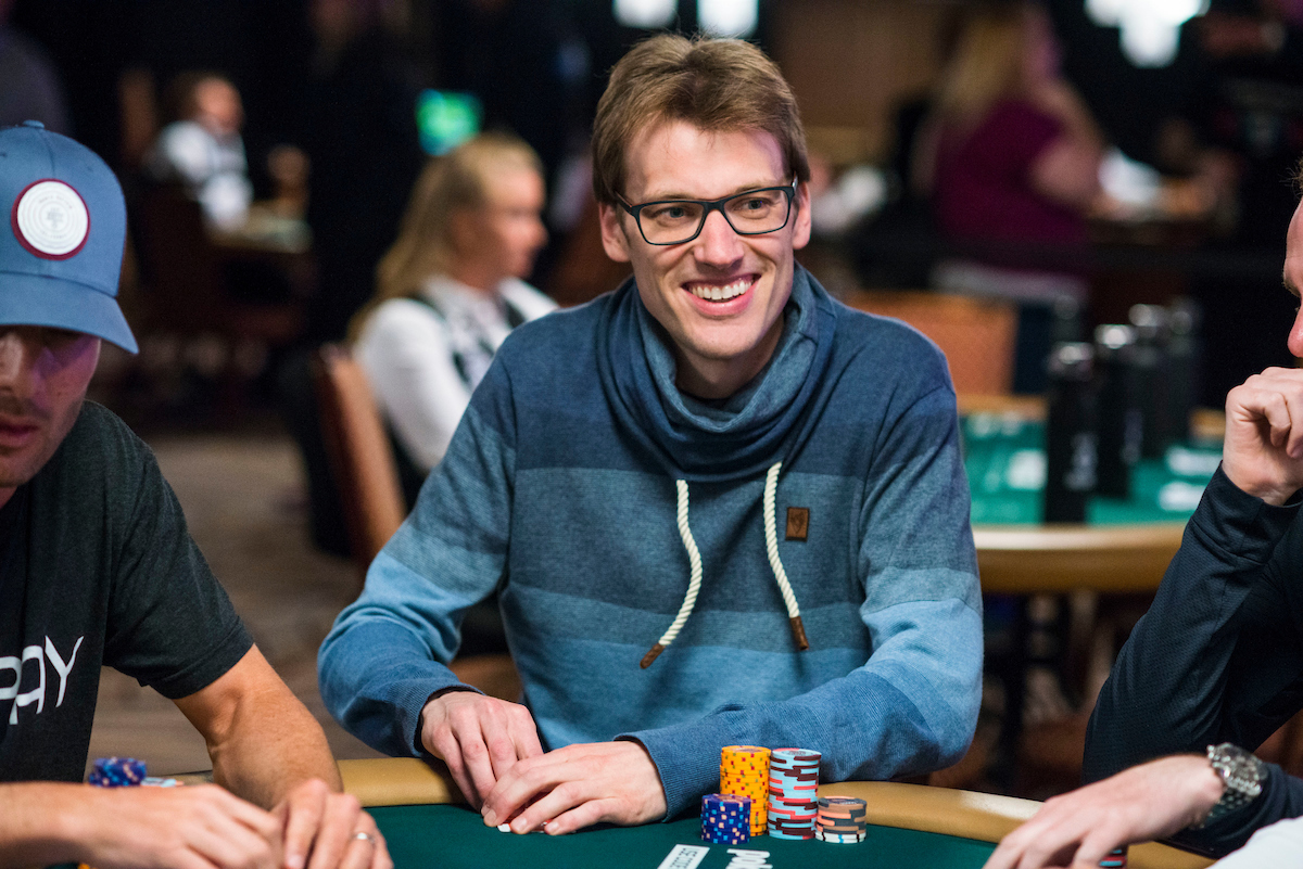 Christoph Vogelsang Poker