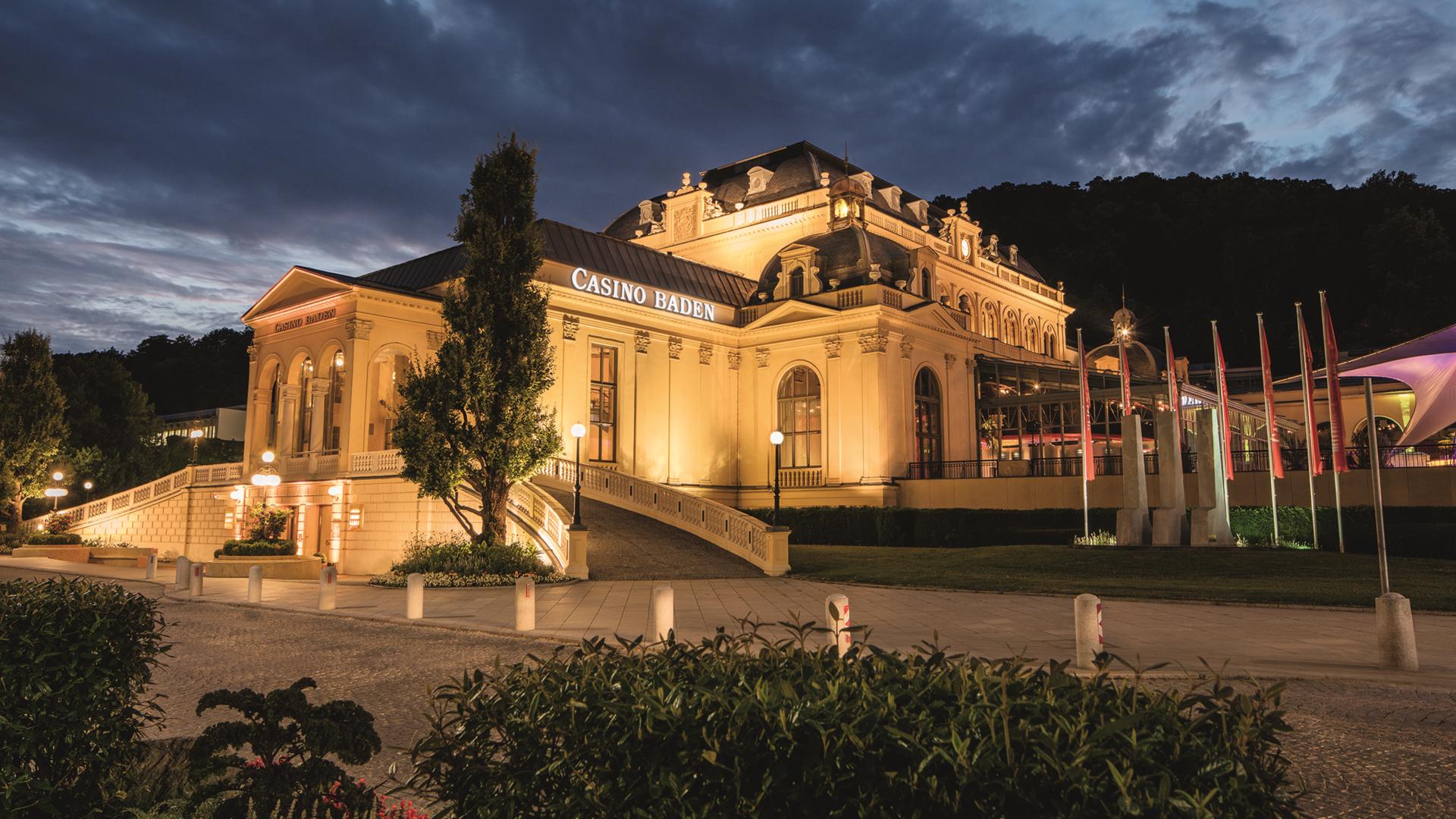 Eintritt Casino Baden
