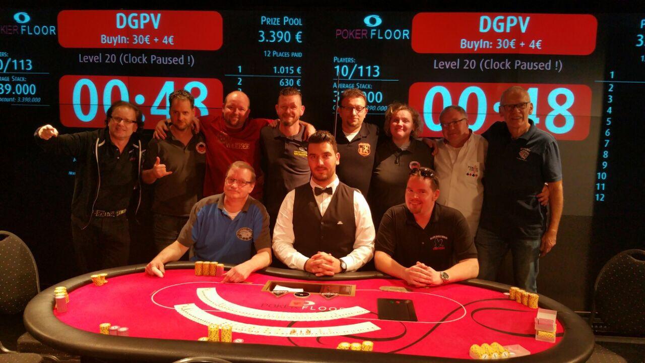 Poker Berlin Oktober