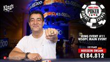 Die WSOP Global Casino Championship im Harrah's Cherokee