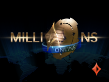 partypoker: Mit dem MILLIONS Online Ticket zum 0.000 Traum