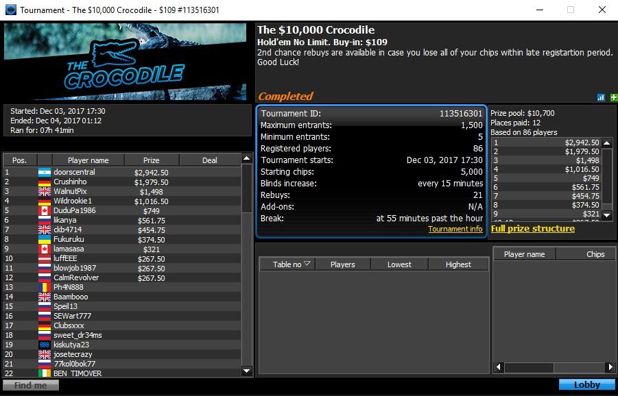 888poker – MLBman217 holt das Turbo Mega Deep