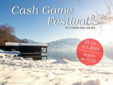 Winter Poker Series mit Cash Game Special in Zell am See