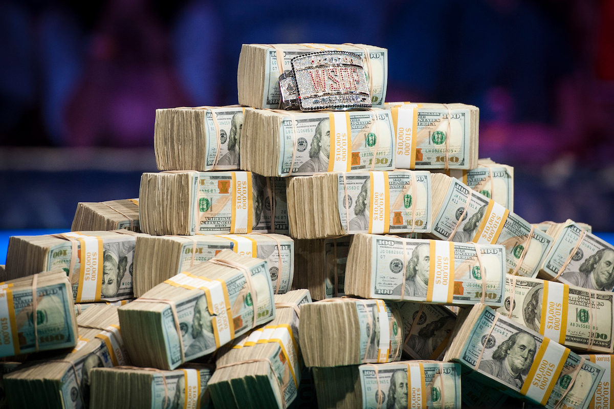 Wsop Prize Money