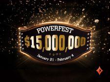 partypoker Powerfest: 0.000 an Extrapreisen zu holen