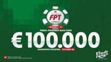 Forbes Pokerman Open mit € 100.000 GTD im King's