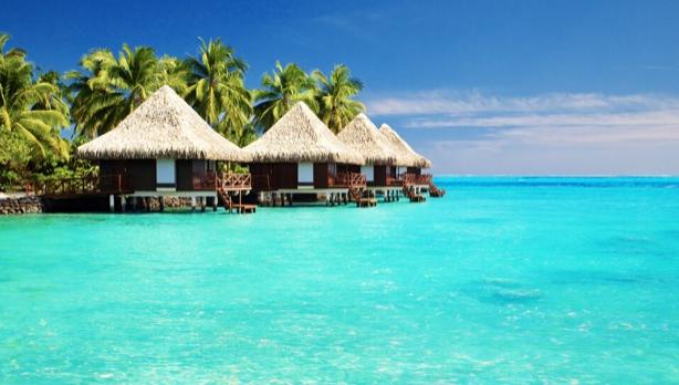 Urlaub. Indischer Ozean. Pokerverbot