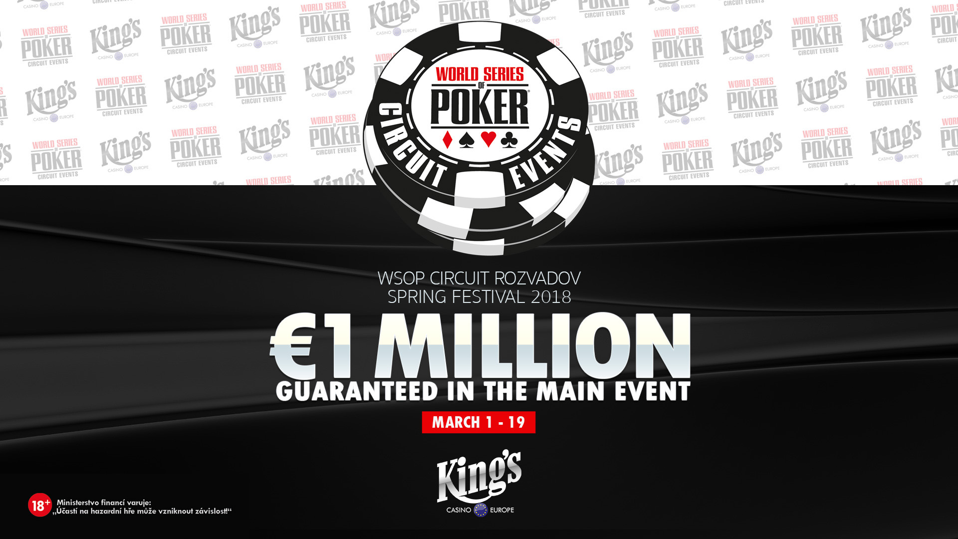 Punisher Siegt Nach 3 Way Deal Beim Side Event Des Wsop Circuit Im Kings