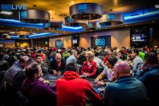 888poker LIVE London: satte Poker-Action im Aspers