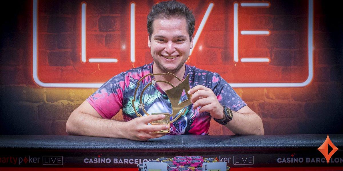 partypoker MILLIONS Grand Final: Matan Bakrat stürmt zum Warm-up Sieg