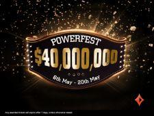 partypoker POWERFEST: Sergio Aido gewinnt .000
