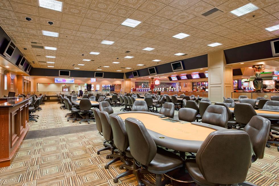 Caesars Palace Poker Room Atlantic City