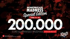 Milan Kucera holt den Monsterstack Madness Auftakt im King's