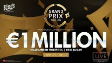 Internationaler Auftakt der partypoker Grand Prix Million