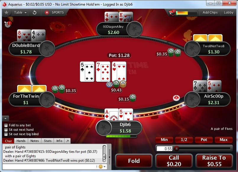 Pokerstars Anmelden