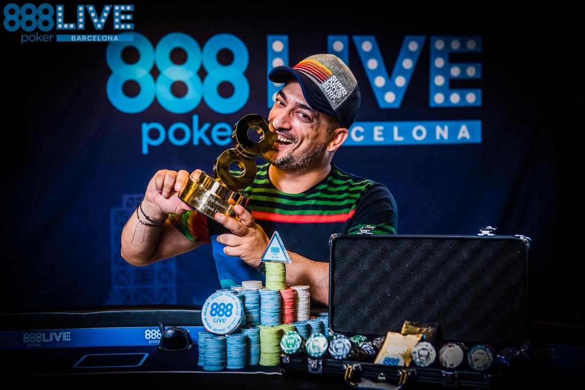 Heads-up Deal bringt rumänischen Sieg beim 888poker LIVE Barcelona