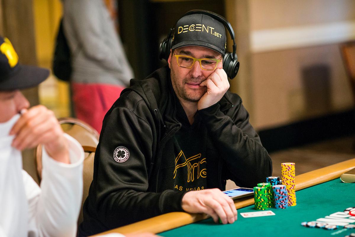 Louis De Pasquale Poker