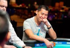 WSOP 2018 #34: Robert Peacock holt das Double Stack