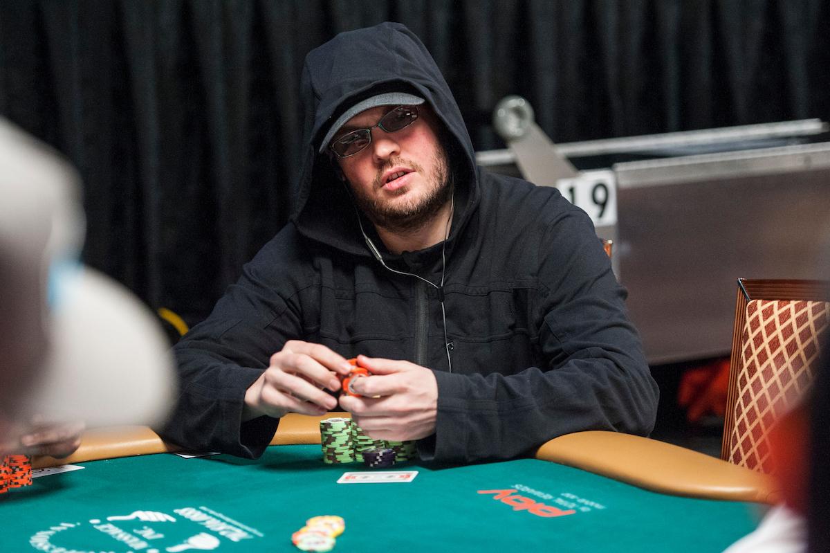 Poker Straße über As