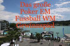 Das große Poker EM – Fußball WM Gewinnspiel