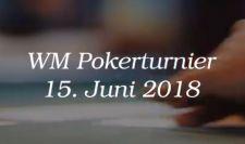 WM Turnier im Casino Linz