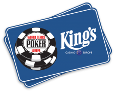 WSOP Circuit trifft WSOP Europe: King's lädt zum € 15 Millionen Spektakel
