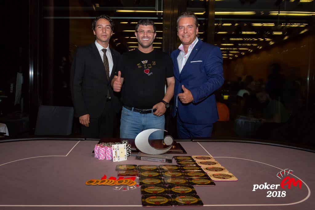 Leon Tsoukernik gewinnt das Poker EM Super High Roller