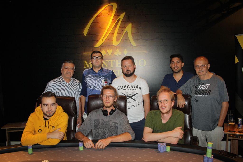 6-Way Deal entscheidet das Big Stack NLH II im Montesino