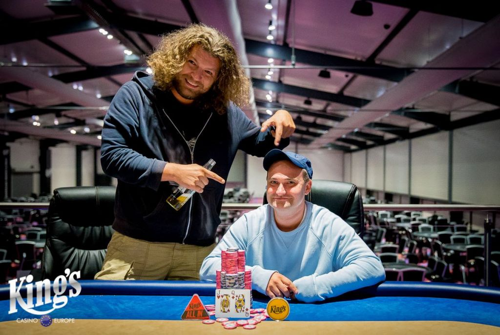 Christoph Hammerlitz holt das DPT Deutsche Poker Tour Main Event