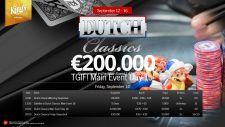 Holländer dominieren den Auftakt der Dutch Classic Im King's