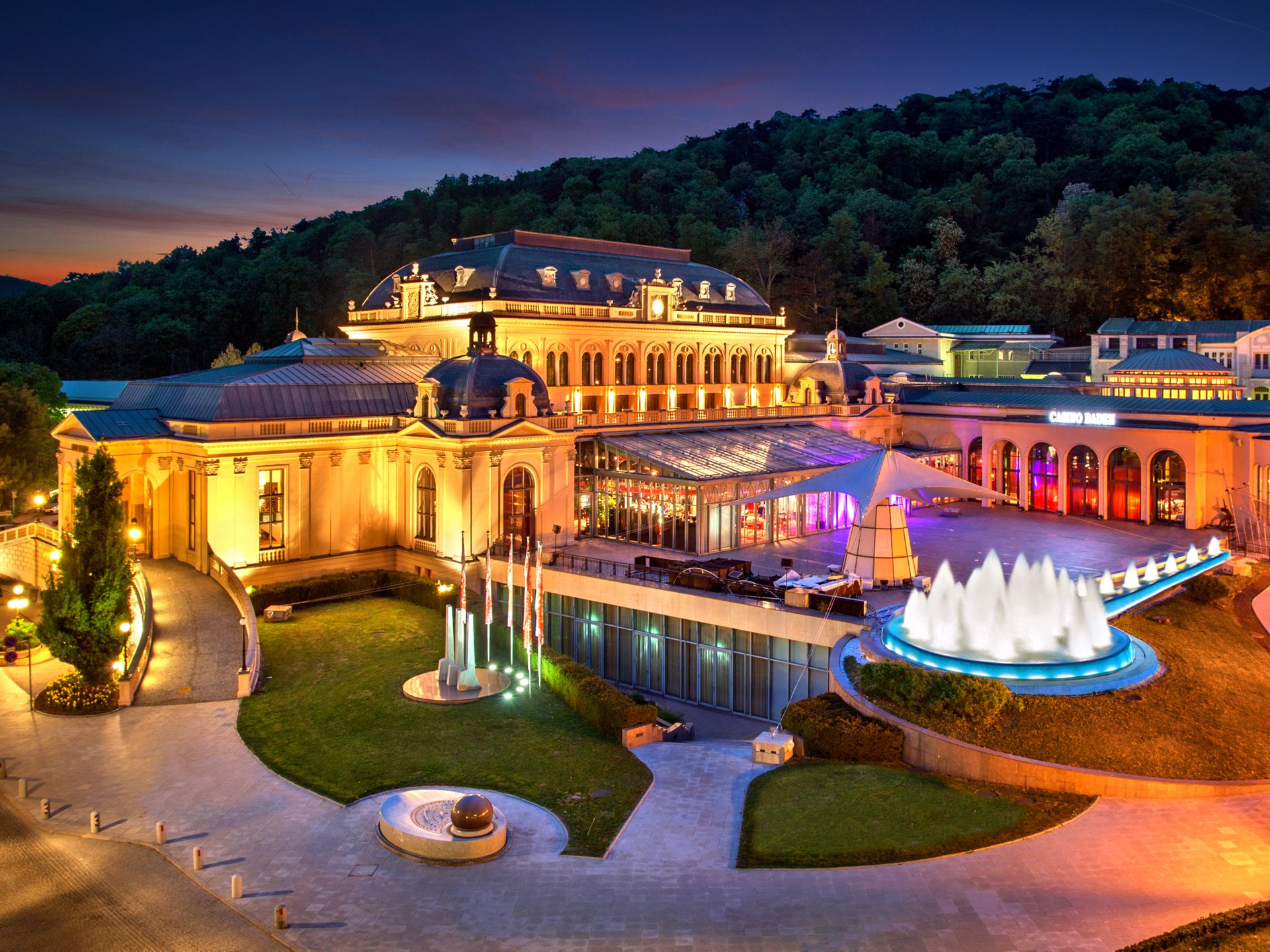 Casinos Baden Baden Germany