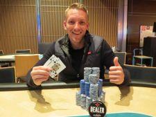 Hudson Hawk holt die Poker Challenge Gold in der Spielbank Hannover